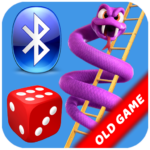 Snakes & Ladders Bluetooth Game (Old) MOD APK 1.1