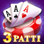 Teen Patti Flush: 3 Patti Poker MOD APK 1.8.7