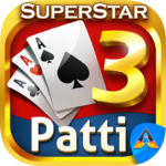 Teen Patti Superstar – 3 Patti Online Poker Gold MOD APK 40.5