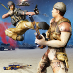 US Army Fighting Games: Kung Fu Karate Battlefield MOD APK 1.28