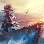 WARSHIP BATTLE:3D World War II MOD APK 3.2.0