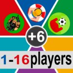 2 3 4 5 6 player games free without wifi internet MOD APK 1.9