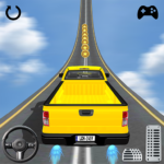 4X4 Jeep stunt drive 2019 : impossible game fun MOD APK 1.0.6