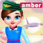 Airline high hopes first class airport games MOD APK