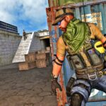 Army shooter Military Games : Real Commando Games MOD APK 0.2.0