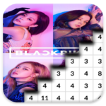 BLACKPINK Pixel Art – Color by Number MOD APK 20.10.2020
