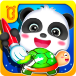 Baby Panda's Drawing Book – Painting for Kids MOD APK 8.48.00.01