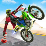 Bike Stunt 2 New Motorcycle Game – New Games 2020 MOD APK 1.26