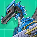 Black Pterosaur Attack – Robot Toy War MOD APK 2.4