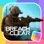 Breach & Clear: Military Tactical Ops Combat MOD APK 2.4.86