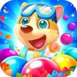 Bubble Shooter – save little puppys MOD APK 1.0.40