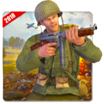Call Of Courage : WW2 FPS Action Game MOD APK 1.0.36