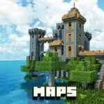 Castle Map for Mcpe Ideas MOD APK 1.3