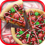 Christmas Candy Pizza Maker Fun Food Cooking Game MOD APK 1.4