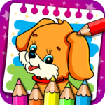 Coloring & Learn Animals – Kids Games MOD APK 1.16