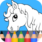 Coloring & Play with Animals for Kids MOD APK