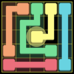 Connect the Dots – Color Link Moving Lines MOD APK 1.0.1