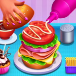 Cooking Square Food Street MOD APK 1.12