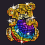 Diamond Coloring – Sequins Art & Paint by Numbers MOD APK 1.5.3
