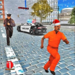 Drive Police Car Gangsters Chase : Free Games MOD APK 2.0.06