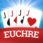 Euchre Free: Classic Card Games For Addict Players MOD APK 3.7.6