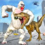 Extreme City Dinosaur Smasher 3D City Riots MOD APK 1.23