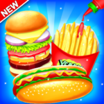 Famous Street Food Cooking Chef Game MOD APK 1.0.3