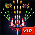 Galaxy Shooter : Falcon Squad Premium MOD APK Varies with device