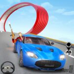 Gangster Car Stunt Games: Mega Ramp Car Simulator MOD APK 1.1.6