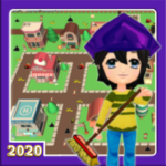 Girl Cleaning game – city cleaning game MOD APK 2.0.2