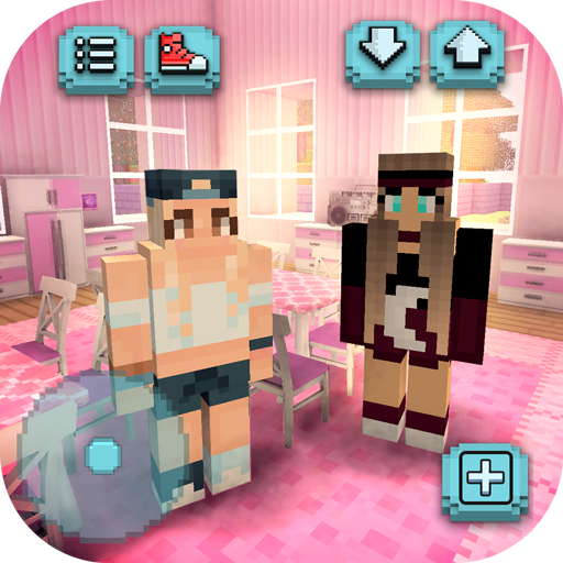 Girls building & crafting MOD APK 1.23