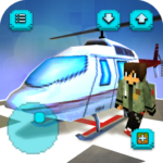 Helicopter Craft: Flying & Crafting Game 2020 MOD APK 1.28-minApi19