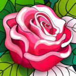 Hey Color Paint by Number Art & Coloring Book MOD APK 1.0.0
