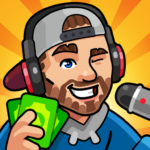 Idle Tuber – Become the world's biggest Influencer MOD APK 1.3.5