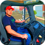 In Truck Driving: Euro new Truck 2020 MOD APK 1.5