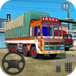 Indian Truck Spooky Stunt : Cargo Truck Driver MOD APK 1.0