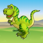 Kids Dino Adventure Game – Free Game for Children MOD APK 26.2