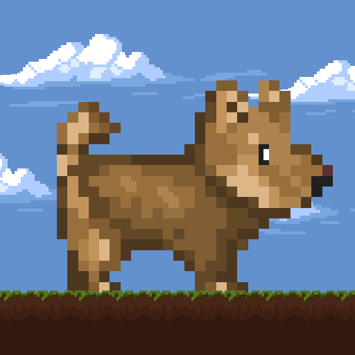 Lost dog game – Help the dog  find its way home MOD APK 1.3