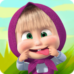 Masha and the Bear Child Games MOD APK 4.0.5