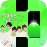 Meteor Garden Piano Tiles Game MOD APK