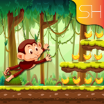 Monkey banana jungle Adventure MOD APK 9.0