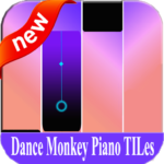 New Dance Monkey  Piano Tiles🎹 MOD APK 27.1