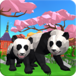 Panda Simulator  3D – Animal Game MOD APK 1.037