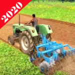 Real Tractor Trolley 3D Farming Simulator 2020 MOD APK