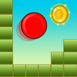 Red Bounce Classic Ball MOD APK 1.3