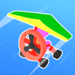 Road Glider – Incredible Flying Game MOD APK 1.0.17