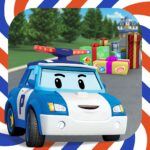 Robocar Poli Postman! Good Games for Boys & Girls MOD APK 1.0.2