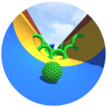 Rolling Ball :  Balance the ball, Avoid Obstacles MOD APK 1.82
