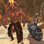 SCHREI – classic FPS, roguelike rpg, retro shooter MOD APK 1.1