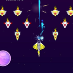 Space Attack Galaxy Shooter – Space Shooter Blast MOD APK 0.2